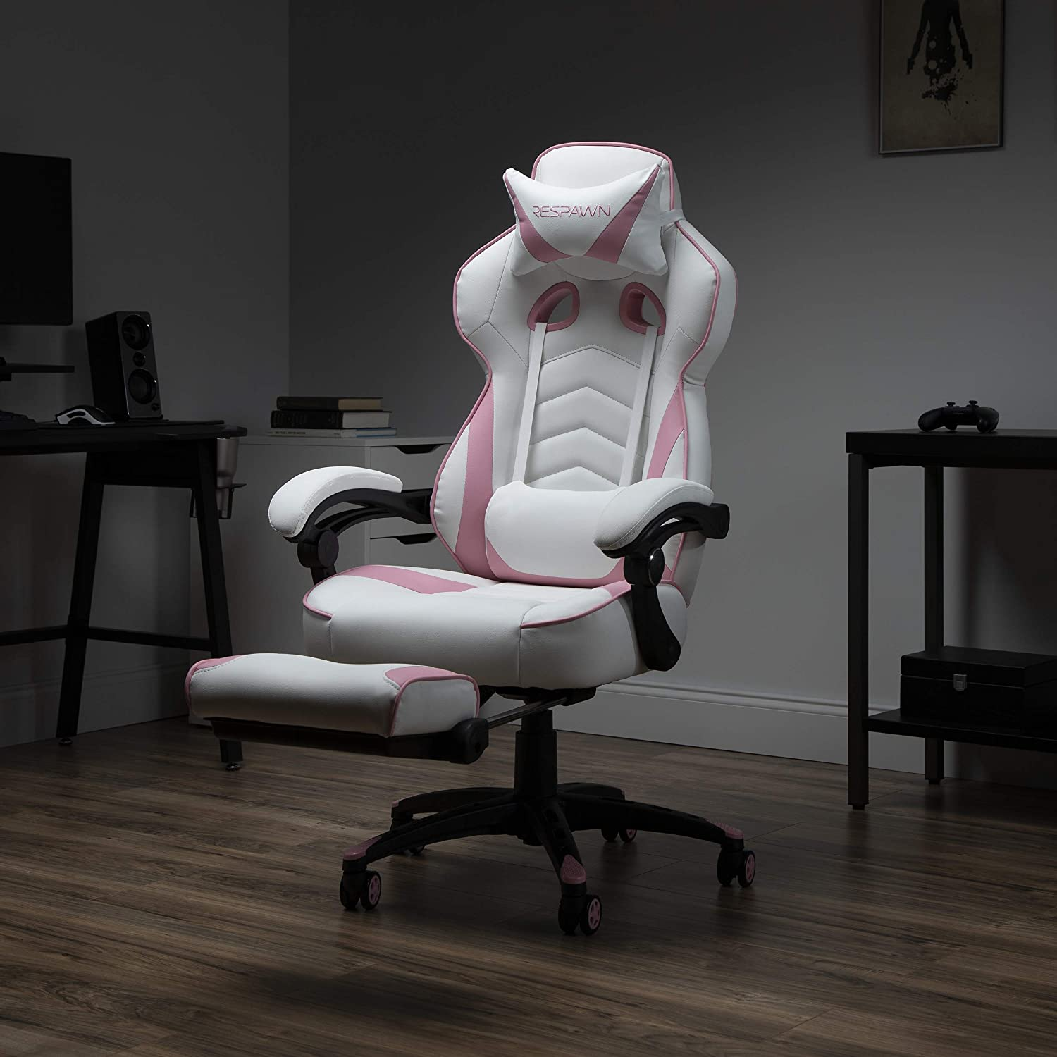 Best White Gaming Chairs That You'll Love ❤️ 3