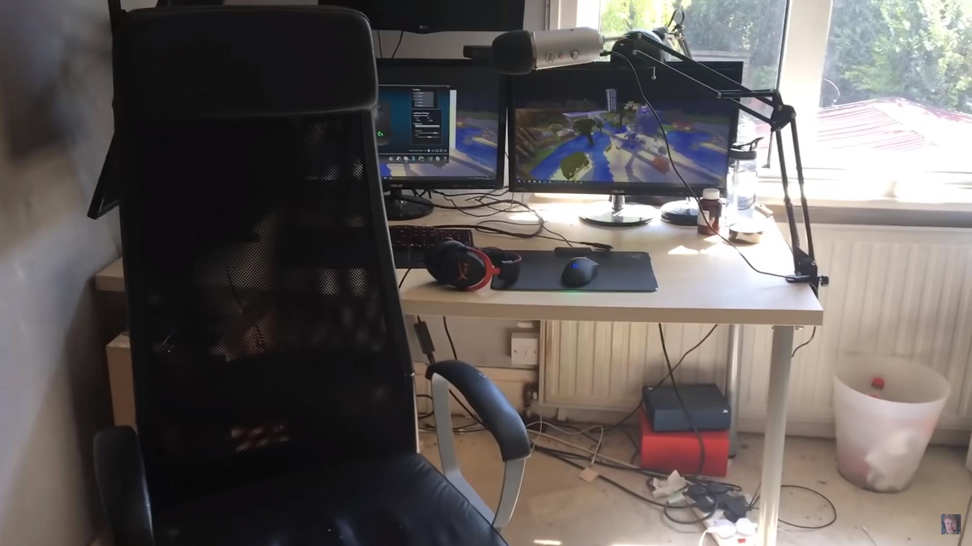 tommyinnit monitors