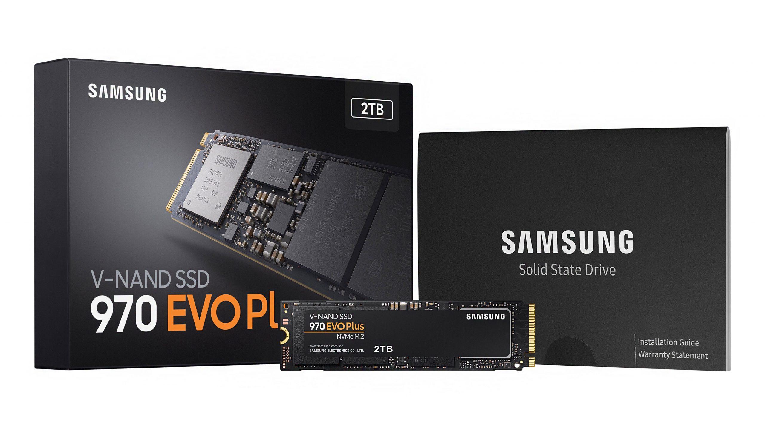 1 Tb SSD Evo Samsung